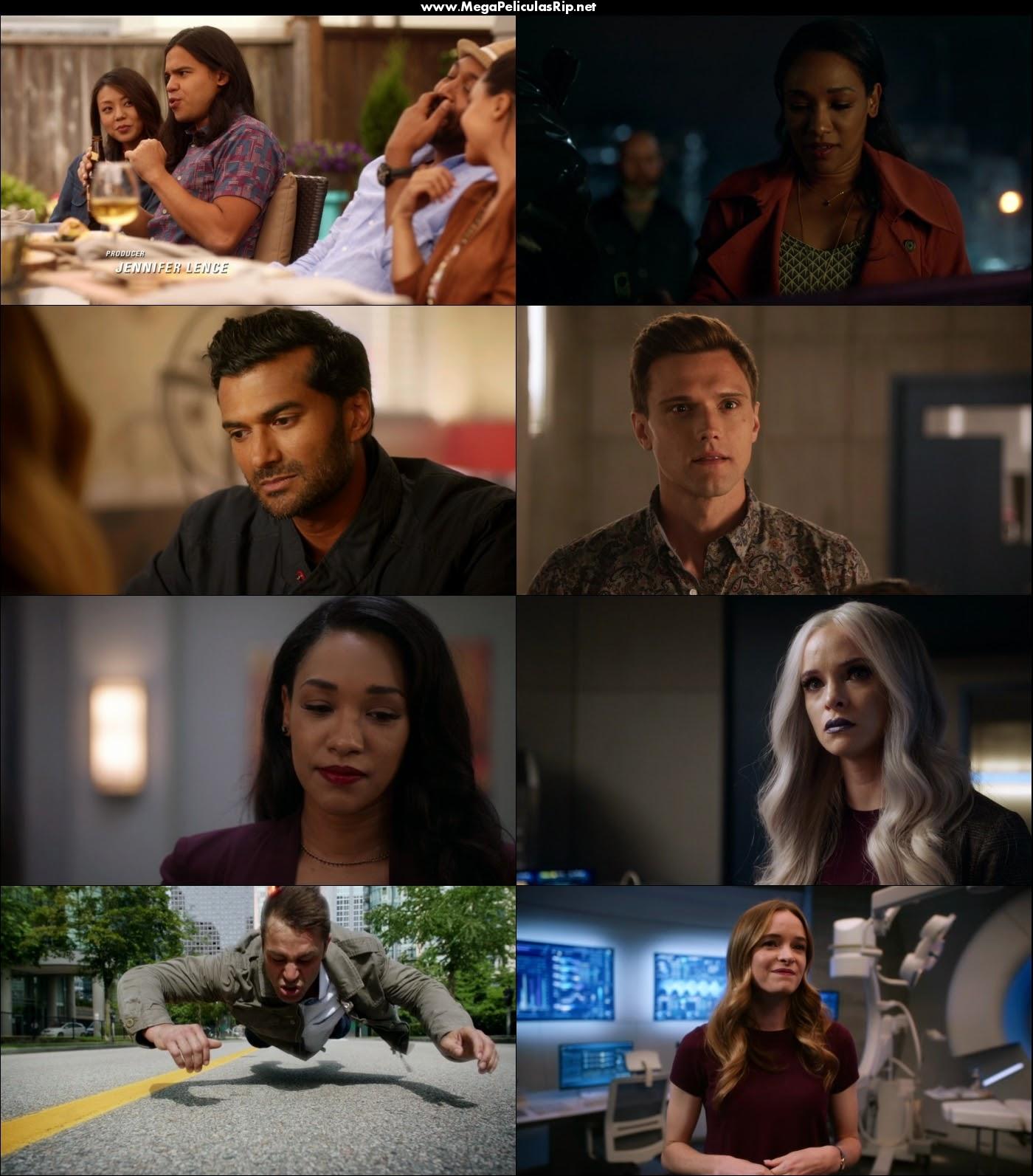 The Flash Temporada 6 720p Latino