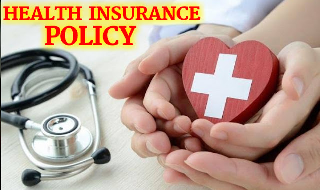 Health insurance policy plans benefits