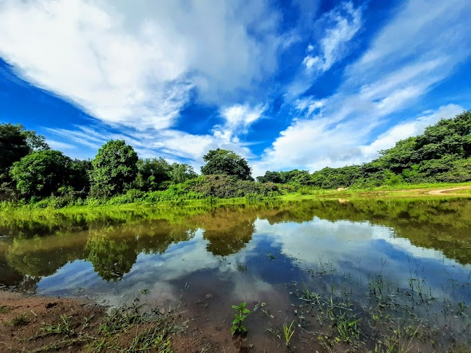 The Monsoon Landscapes of Yatheeshwara Hill