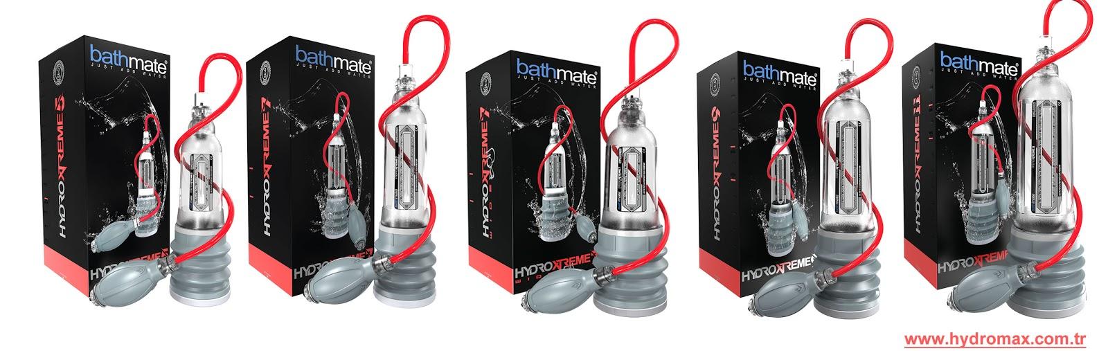 Bathmate Hydroxtreme series penis pump