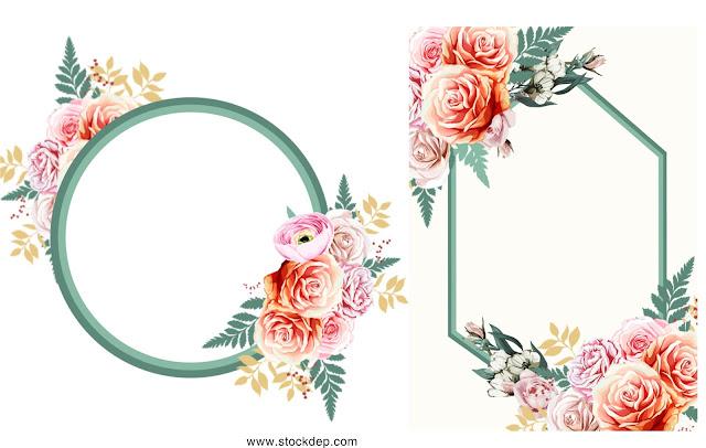 Vector Khung hoa mỹ Thuật