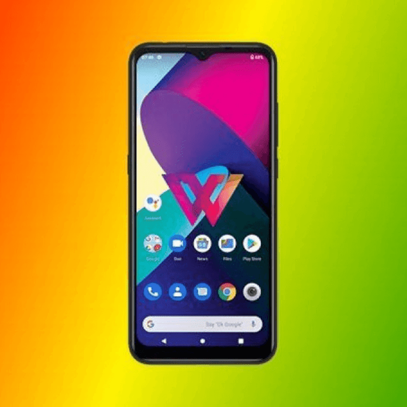 With a notch display