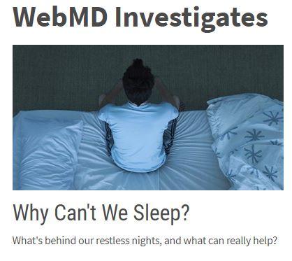 WebMD- Best Websites for Health