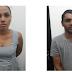 GTE de Cajazeiras prende Casal por força de mandado de prisão na cidade de Barbalha no Ceará, dando continuidade na Operação ponto 50
