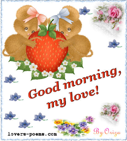 V2R1 - I Love You  : Good Morning .