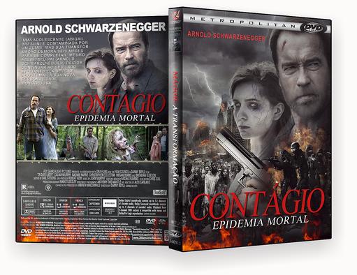 Contagio Epidemia Mortal 2016 DVD-R