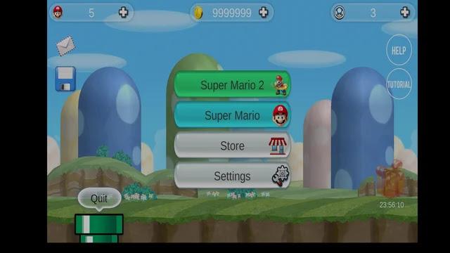 Super Mario 2 HD مهكرة   تحميل لعبة سوبر ماريو Super Mario 2 HD مهكرة مجاناً للأندرويد