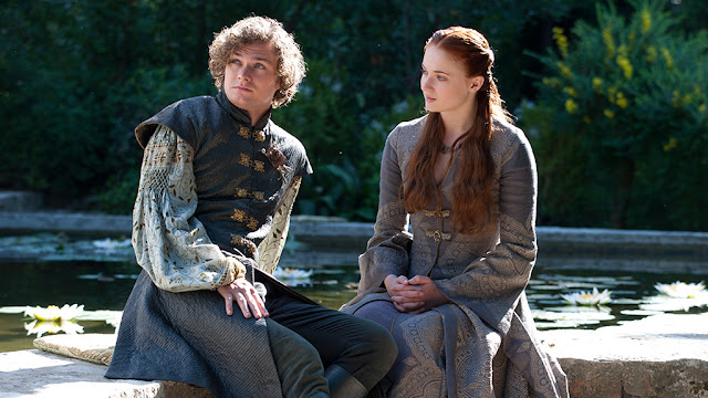 HBO Game of Thrones S03E06: Sansa a Loras