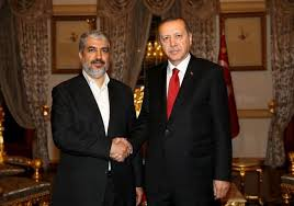 Israel accuses Turkey of aiding Hamas