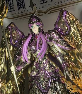 MYTH CLOTH EX - ATHENA, POSEIDON Y ABEL
