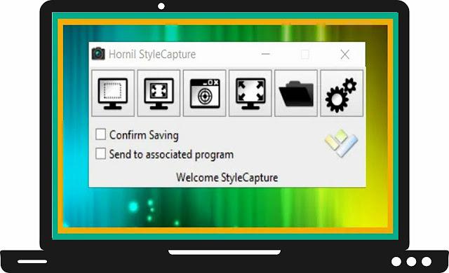 Hornil StyleCapture : Απλό  αλλά αποτελεσματικό πρόγραμμα καταγραφής οθόνης