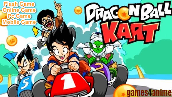 A new Dragon Ball game, play for free online on your browser
