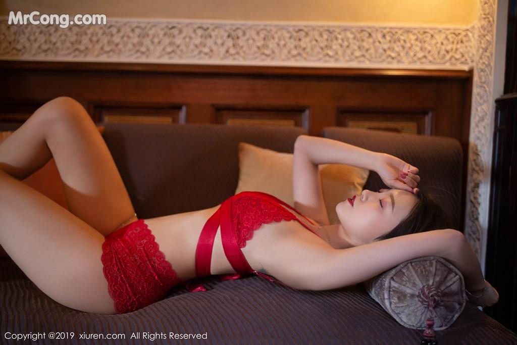 Image XIUREN-No.1646-LRIS-Feng-Mu-Mu-MrCong.com-006 in post XIUREN No.1646: LRIS (冯木木) (56 ảnh)