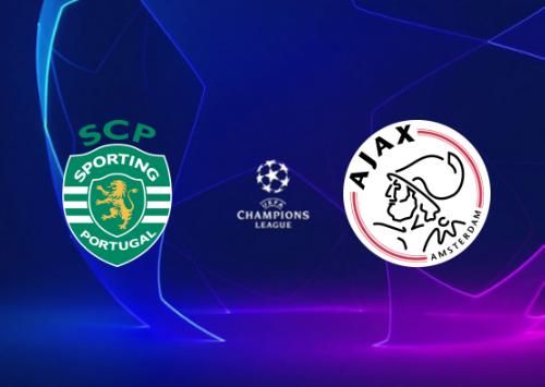 Sporting Lisbon vs Ajax -Highlights 15 September 2021
