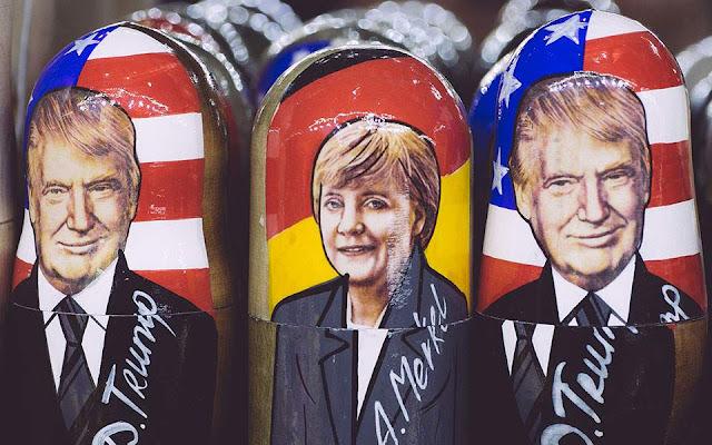 O Tραμπ «πιο επικίνδυνος ηγέτης» για τους Γερμανούς