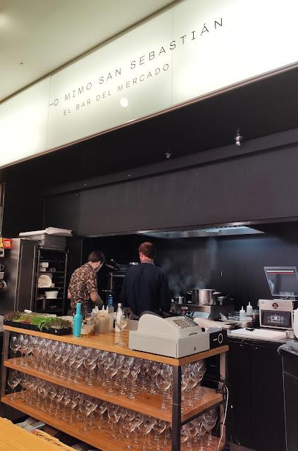 Mimo Donostia el bar del mercado