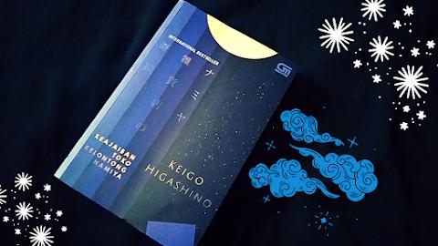 Buku Keajaiban Toko Kelontong Namiya