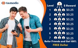 Tamodo-referrals-campaign