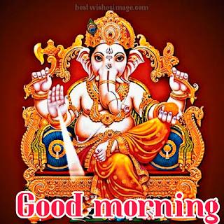good morning ganesh bhagwan images download