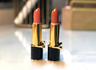 Pat McGrath LuxeTrance Lipsticks Valletta & LaBeija
