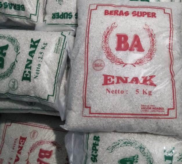 cara memproduksi beras dengan kemasan sendiri