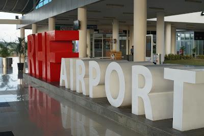 Raja Haji Fisabilillah Airport