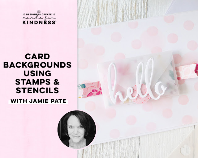 FREE Class : Cards for Kindness™ Now Available