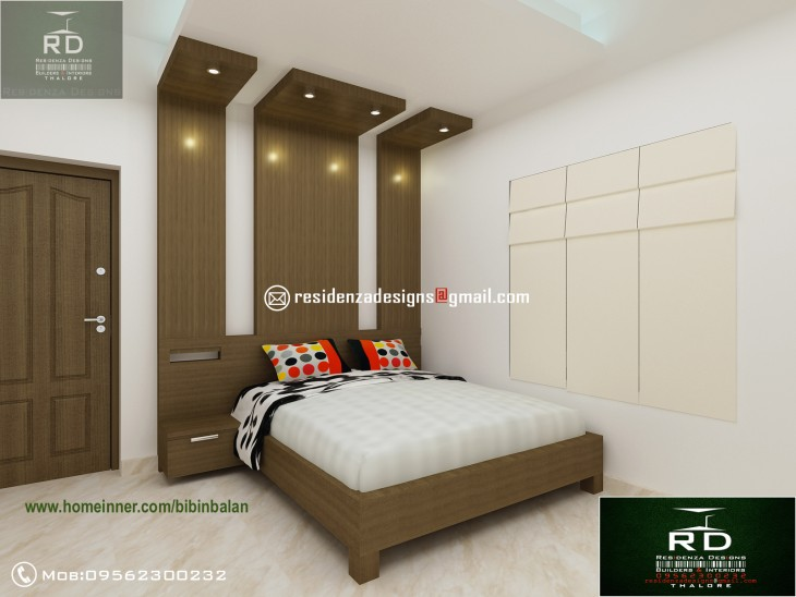 Master Bedroom Interior Design Idea By Residenza Designs Indian Home Design Free House Plans