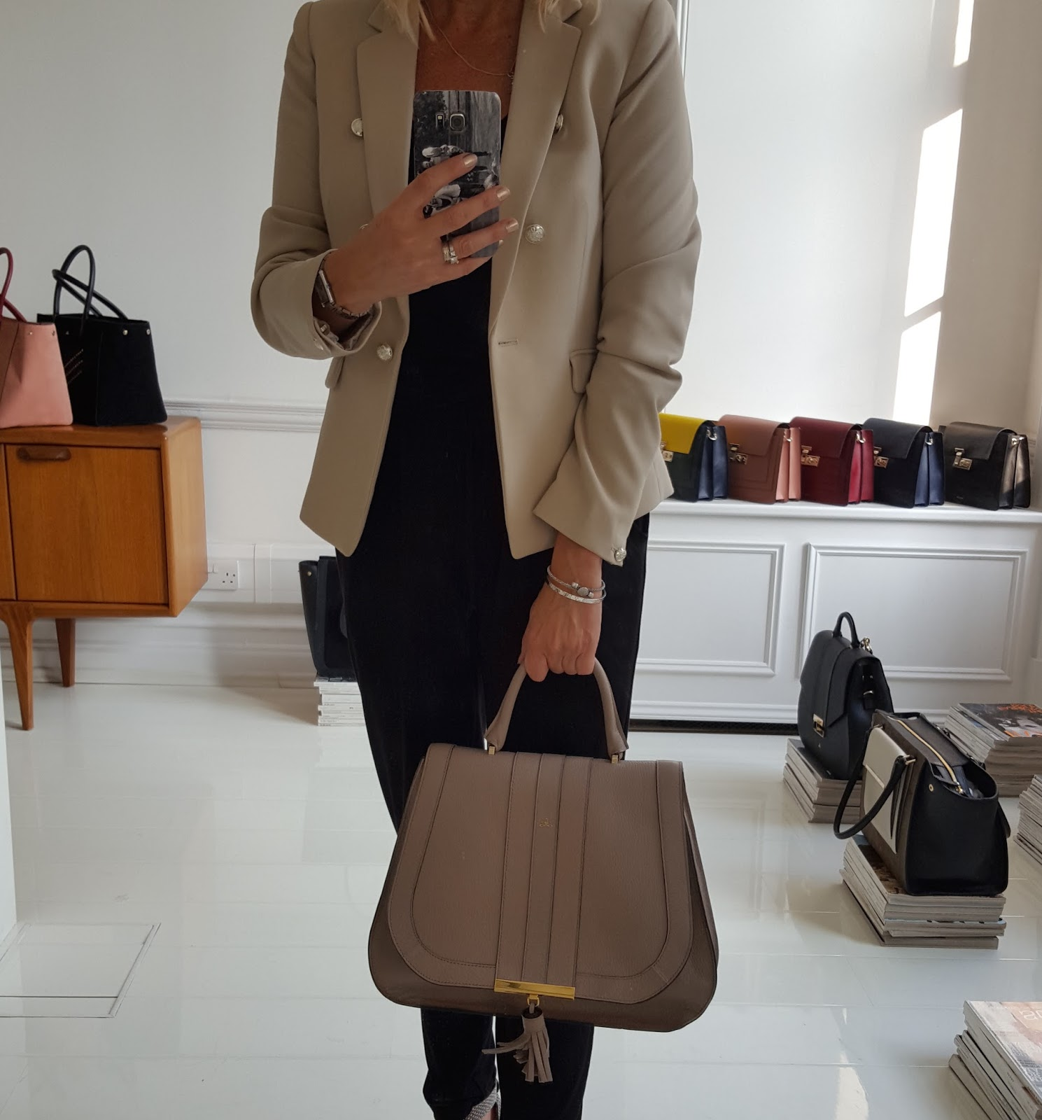 Demellier Well Priced Bags With A Touch Of Luxe I Wont Wear