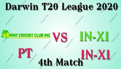 Who will win PT vs IN-XI 4th T20I Match