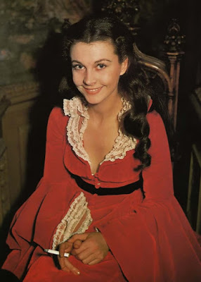 Vivien Leigh In Color