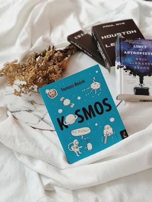 Kosmos Tomasz Rożek Wydawnictwo Wilga
