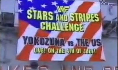 Yokozuna Bodyslam Challenge