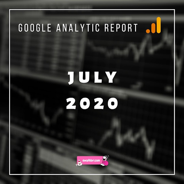 Google Analytic Report July 2020