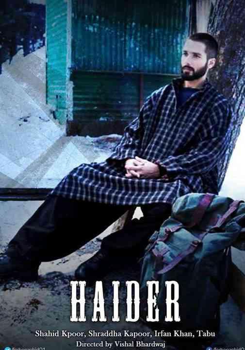 Shahid Kapoor And Shraddha Kapoor Starer Movie Haider Full Details