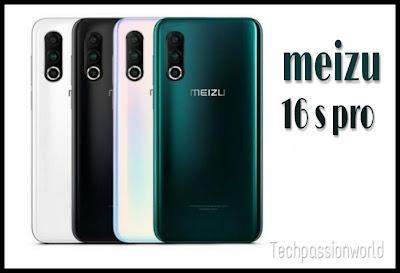 Meizu 16s pro image