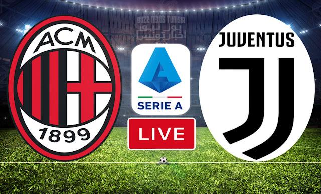 بث مباشر | مشاهدة مباراة يوفنتوس ضد ميلان في الدوري الإيطالي - الكالتشيو الايطالي