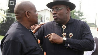 See 5 ways Wike attacked Bayelsa Governor Dickson