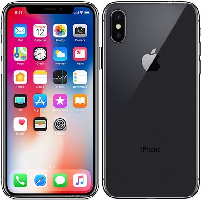 Iphone X cellphone details
