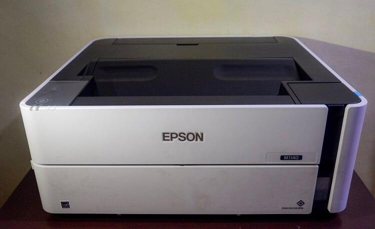 Epson EcoTank M1140 Review