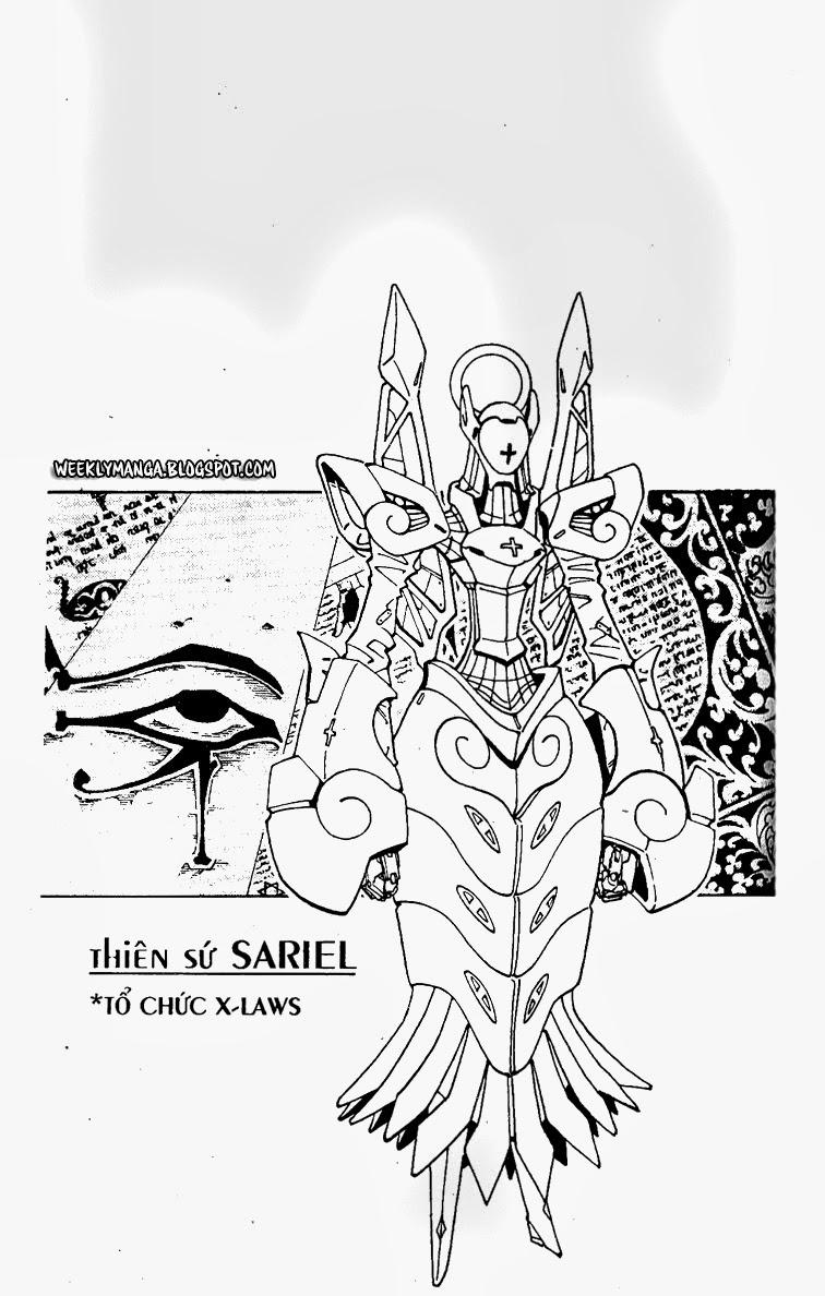 Shaman King [Vua pháp thuật] chap 103 trang 15