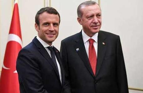 Turki dan Perancis Dukung Integritas Teritorial Suriah