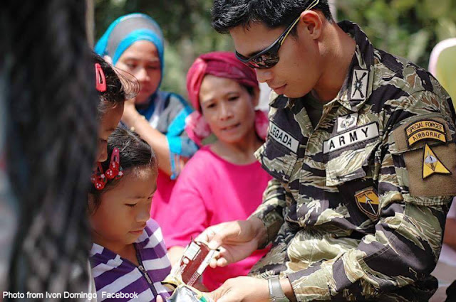 DSWD staff shares an inspiring true story of a fallen soldier and surely it will make you cry