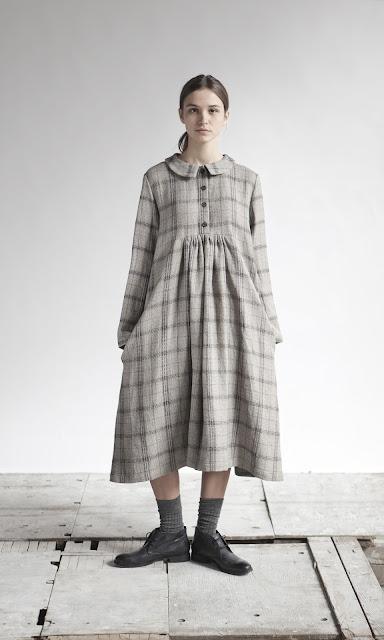muku A/W 2012 Collare dress