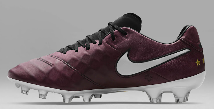 finest selection 5bc6f 32f4f Limited Edition Nike Tiempo Legend Pirlo Boots Released ...
