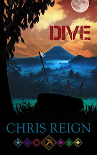 Dive: Endless Skies - A punchy epic fantasy book promotion Chris Reign