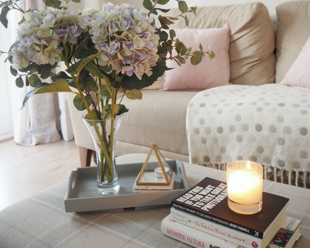 styling coffee table books in your interior design in your home