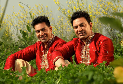 Kamal Heer and Manmohan Waris - 2013 Photo