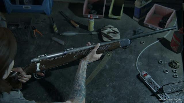 A espetacular customização de armas de The Last of Us Part II é apresentada