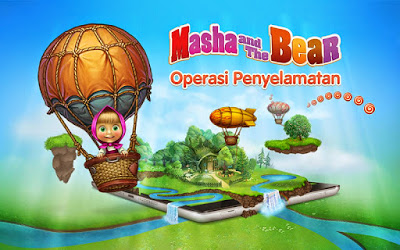 Game Marsha and The Bear Android - Seru Cocok untuk Anak
